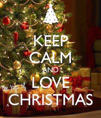 Keep Calm Christmas Is Coming.Christmas Is Coming Guideposts