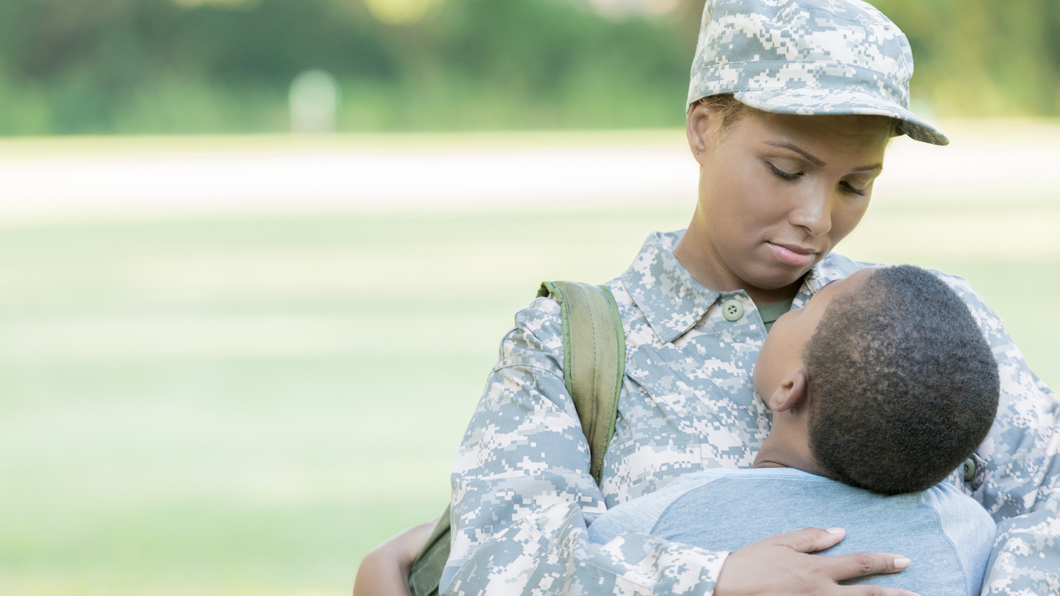 3 ways military families can cope with change