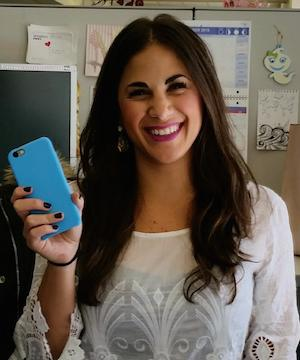 Diana Aydin's sister, Priscilla, reunited with her phone.