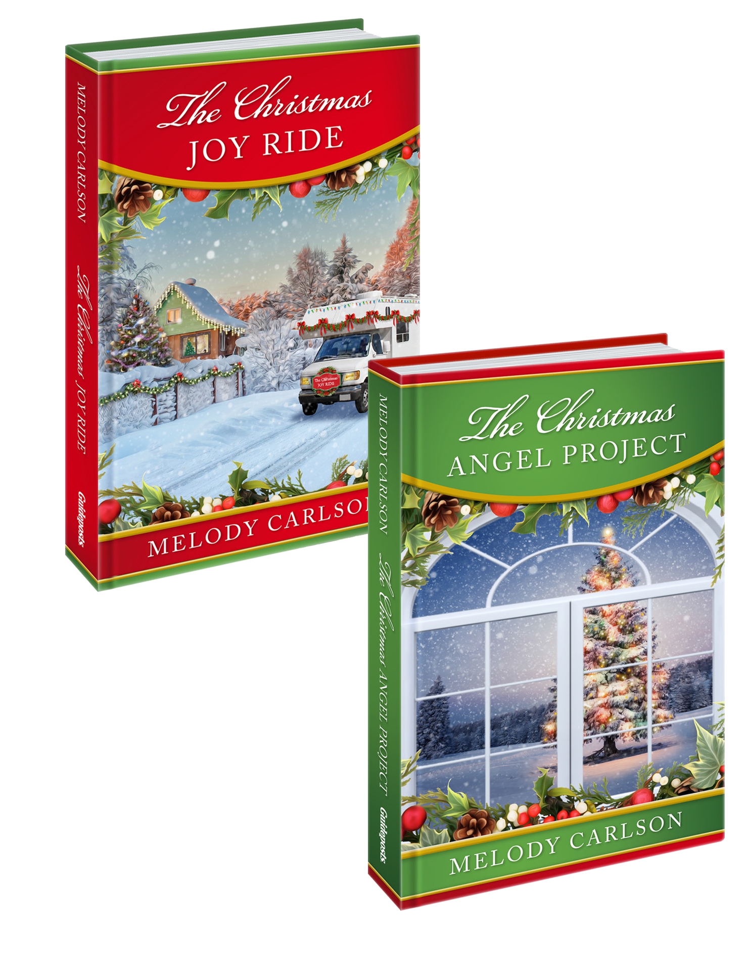 THE CHRISTMAS JOY RIDE / THE CHRISTMAS ANGEL PROJECT