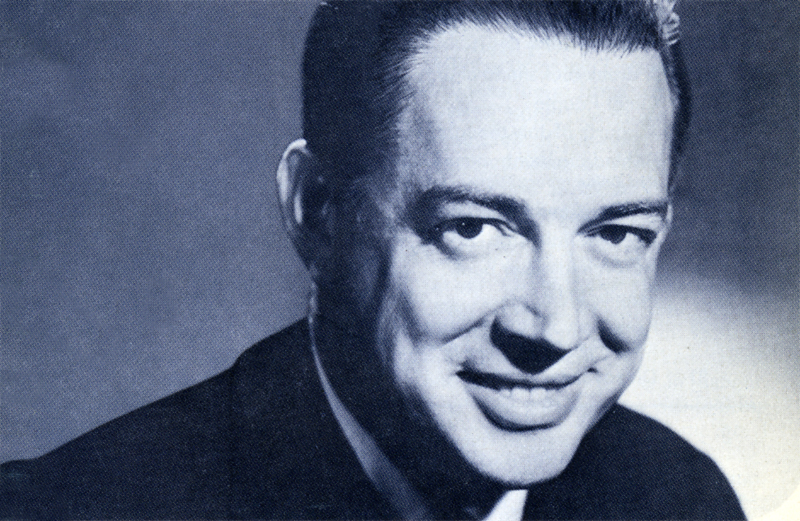 Broadcaster Hugh Downs