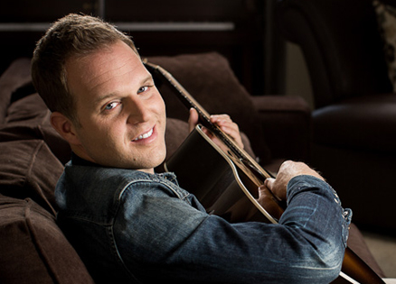 Singer-songwriter Matthew West