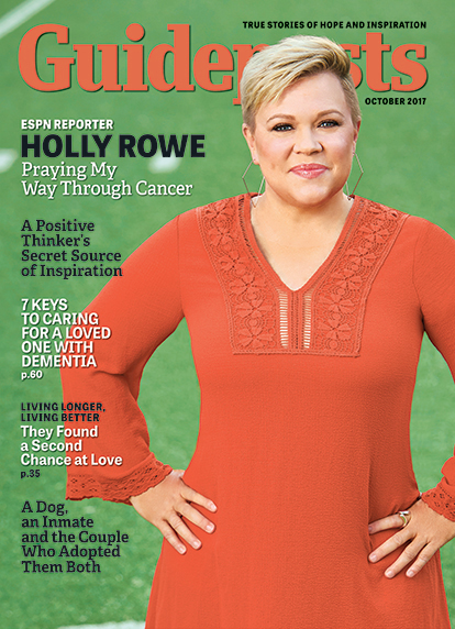 Holly Rowe How Cancer Changed Her Life Guideposts