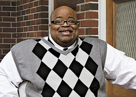 Rev. John Bowden, Jr., who joined with OurPrayer.org to pray for his community