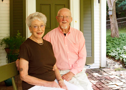 John and Elizabeth Sherrill tell inspirational stories
