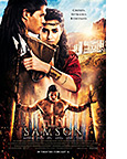 The poster from the movie Samson