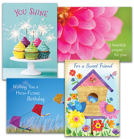 SOMEONE CARES GREETING CARDS
