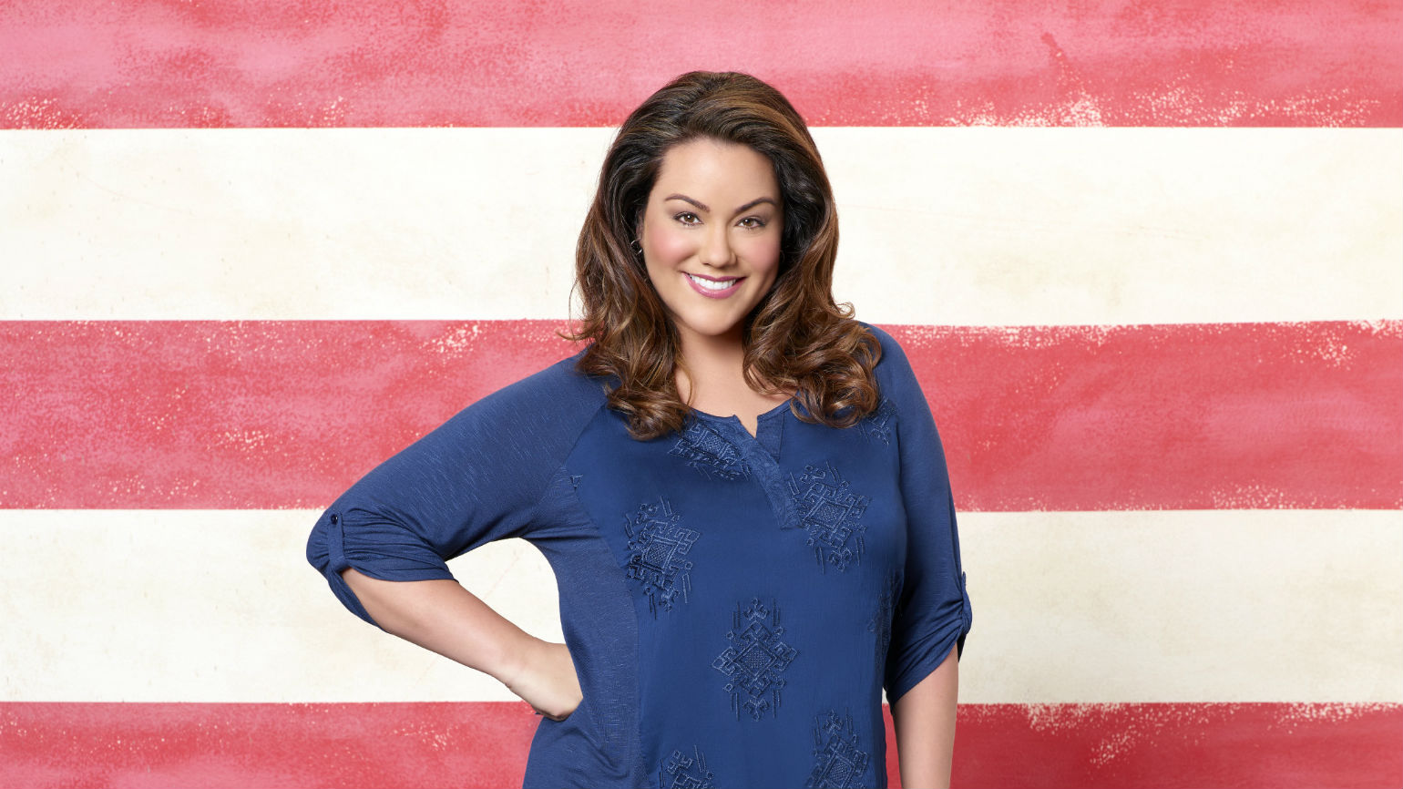 Katy Mixon in American Housewife