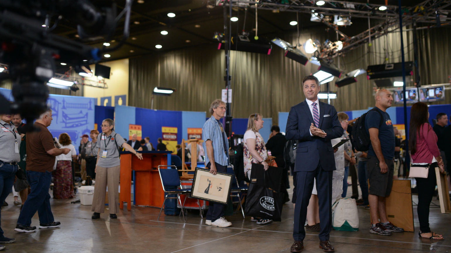 What 'Antiques Roadshow' Host Mark L. Walberg Has Learned about Value