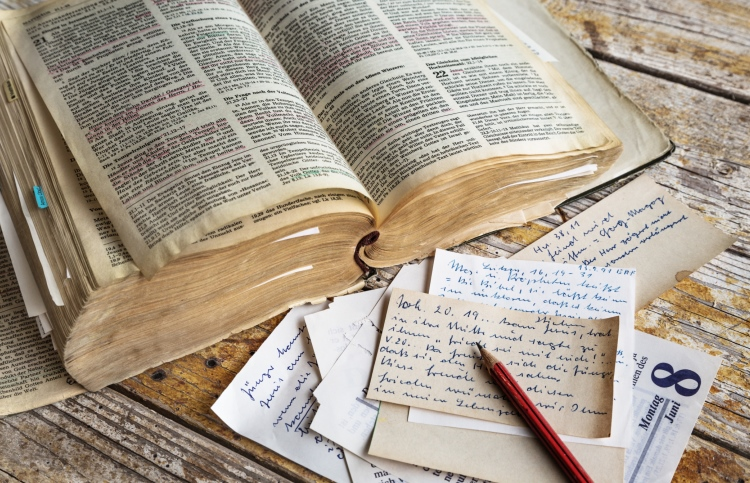 Bible study how to annotate your Bible