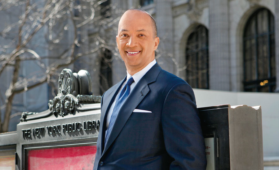 60 Minutes correspondent Byron Pitts