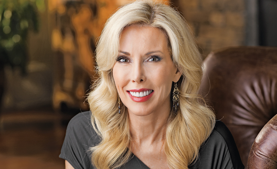 Kim Campbell, wife of musician Glen Campbell