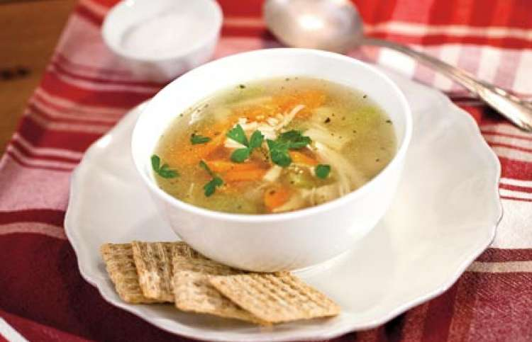 Anne Roy's Leftover Turkey Soup is a tasty family favorite after Thanksgiving.