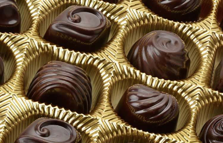 How chocolate can stop an argument.