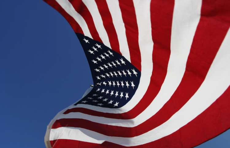 The U.S. flag. Photo by Ingram Publishing, Thinkstock.