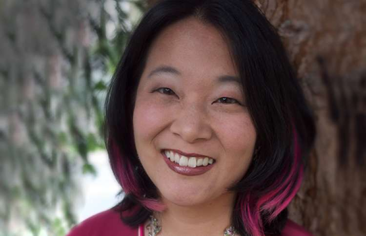 Devotional writer Camy Tang