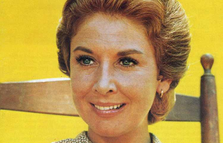 Actress Michael Learned