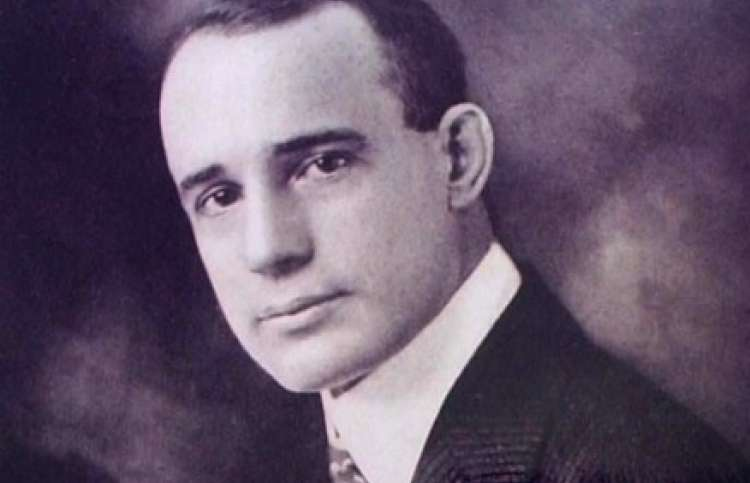 Napoleon Hill, author of Success Through a Positive Mental Attitude