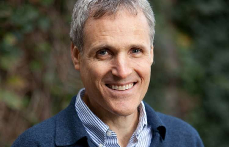 Rick Hamlin, Guideposts' executive editor