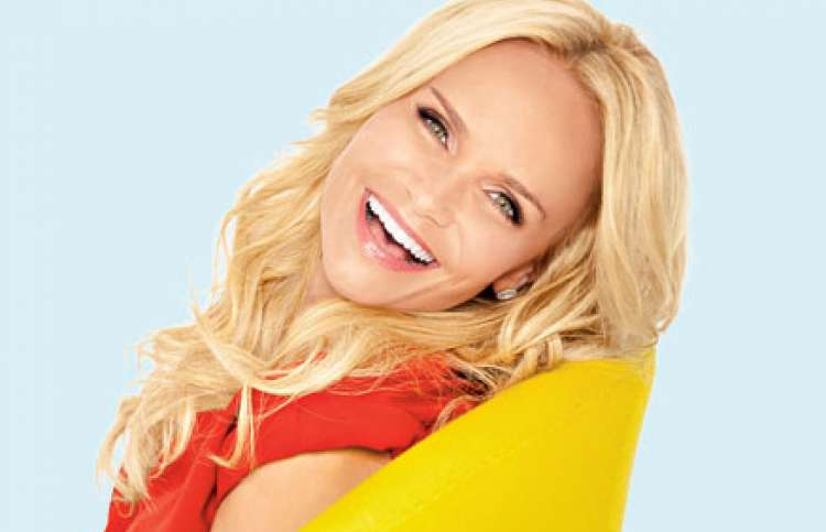 Guideposts: Kristin Chenoweth, whose inspiring story involves her personal faith