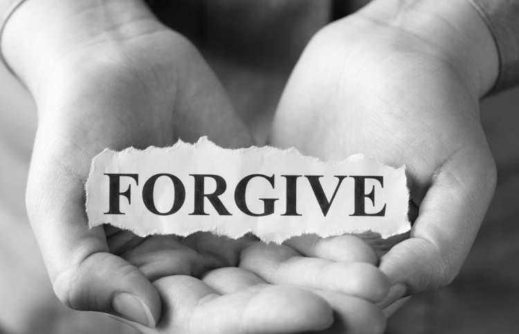 Praying the Lord's Prayer helped her forgive