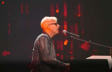 Matt Maher plays for Pope Francis