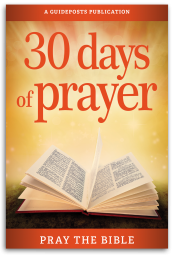 30 Days of Prayer - Pray the Bible