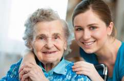 How to help military families care for aging parents.