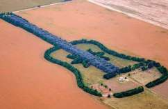 Estancia La Guitarra in Argentina