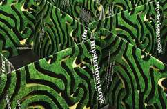 When life feels like a maze, remember that God knows where to turn.
