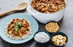 Christina Friberg's Chicken Curry, calling all angel recipes, Guideposts