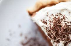easy and delicious chocolate cream pie