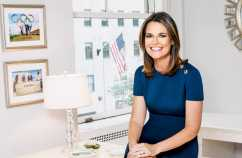 Today show coanchor Savannah Guthrie