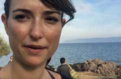 AT&T Commercial star Milana Vayntrub is helping refugees with her org Can't Do Nothing