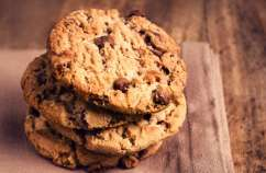 Delicious pumpkin chocolate chip cookie recipe