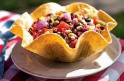 Shawnelle Eliasen's healthy and delicious Texas Caviar