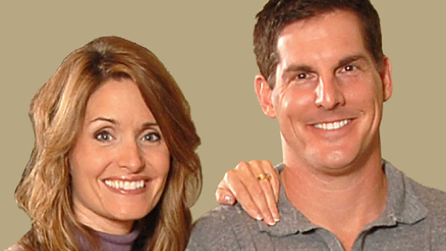 Craig Groeschel and his wife, Amy