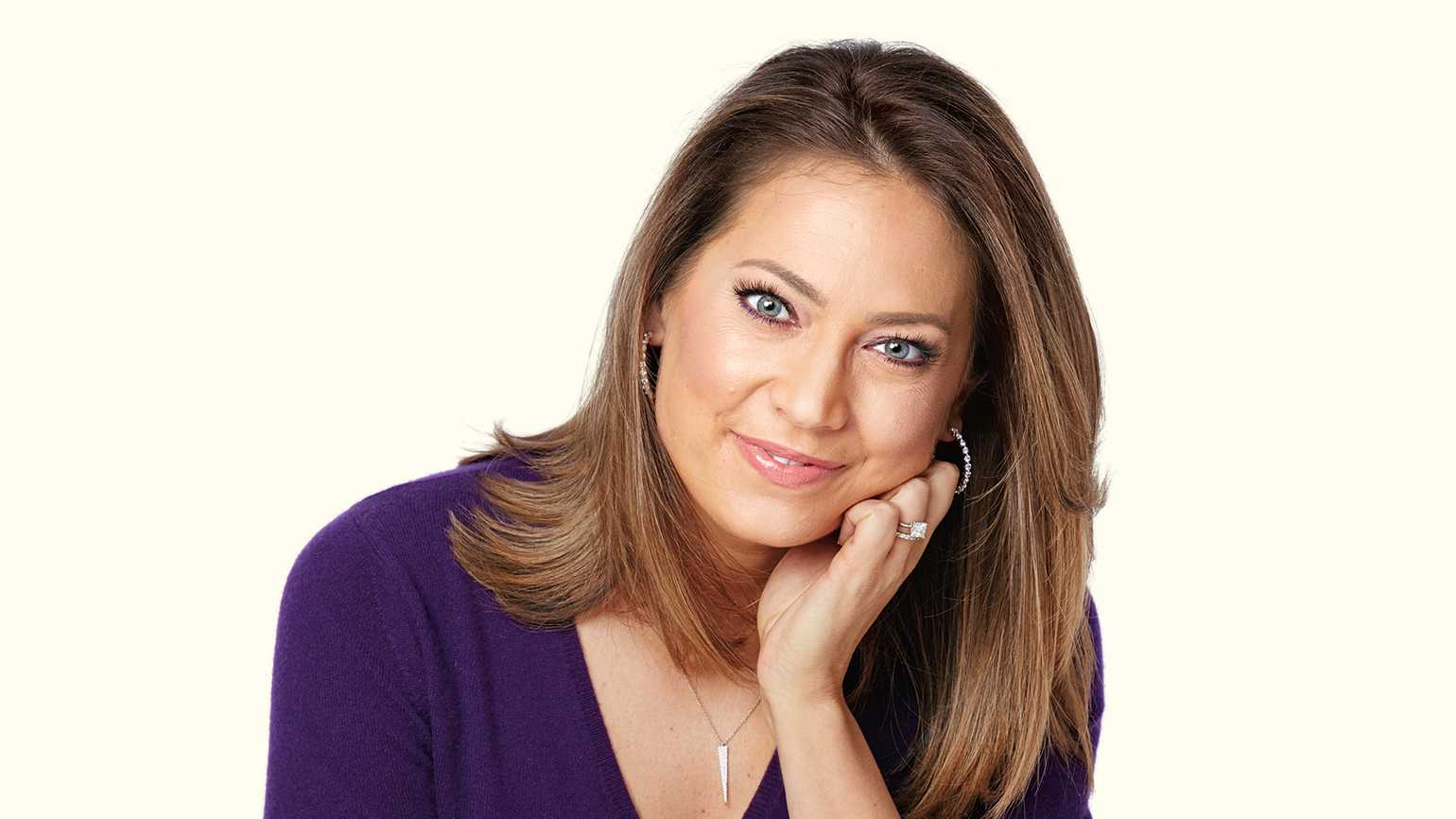 Ginger Zee, ABC News chief meteorologist and TV personality
