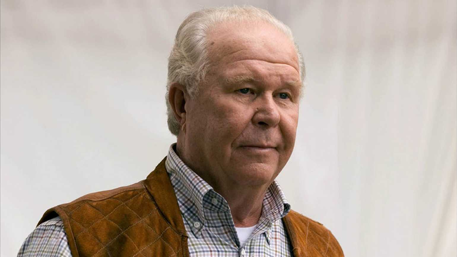 Acclaimed character actor Ned Beatty