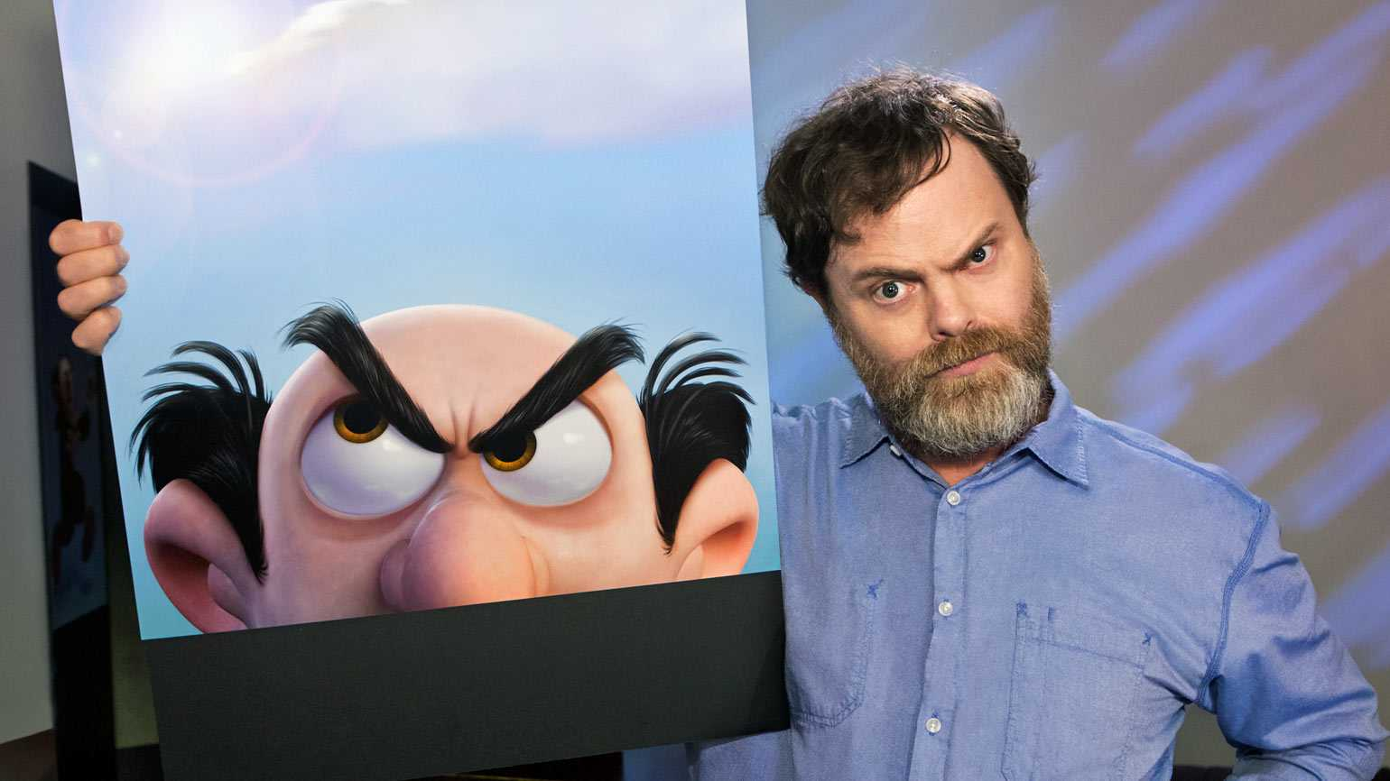 "Rainn Wilson in ""Smurfs: The Lost Village"
