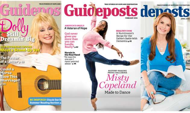 Guideposts Covers