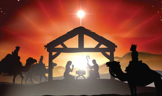 The Christmas Story in Pictures | Guideposts