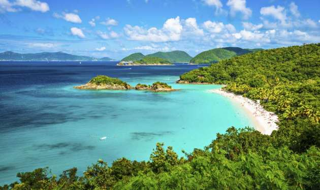 Guideposts: Trunk Bay, St. John, U.S. Virgin Islands