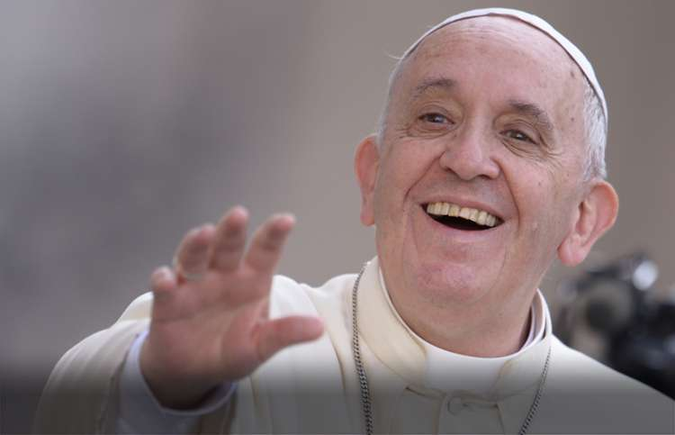 Pope Francis' uplifting quotations.