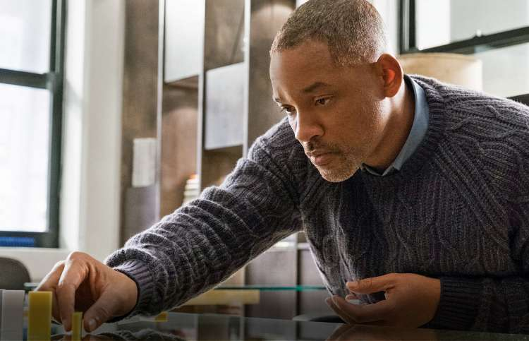 Will Smith in 'Collateral Beauty'