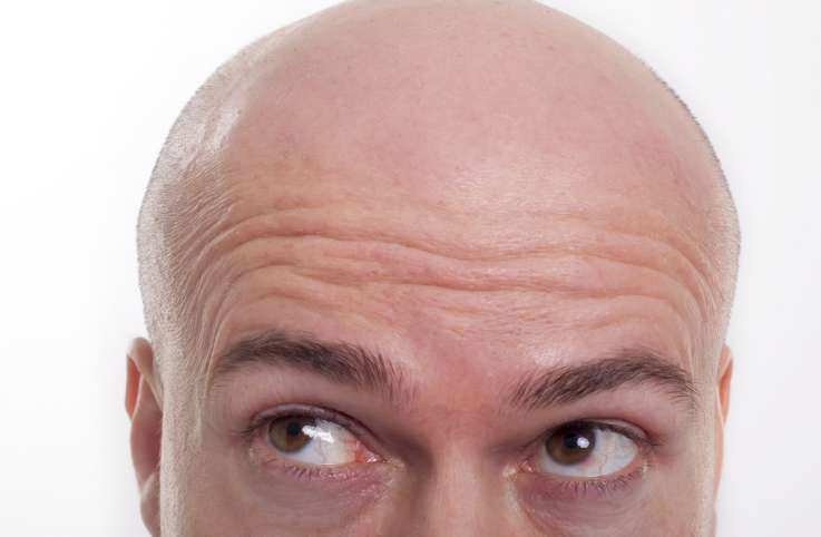 When shaving a head becomes about faith