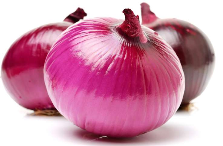 An onion holds a loving surprise.