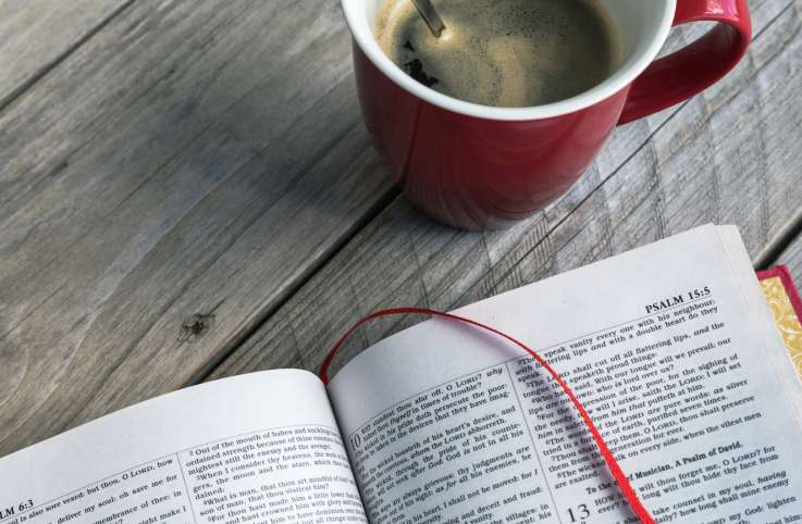 Finding hope in the Bible