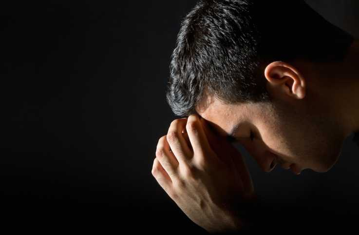 The cure for worry is prayer