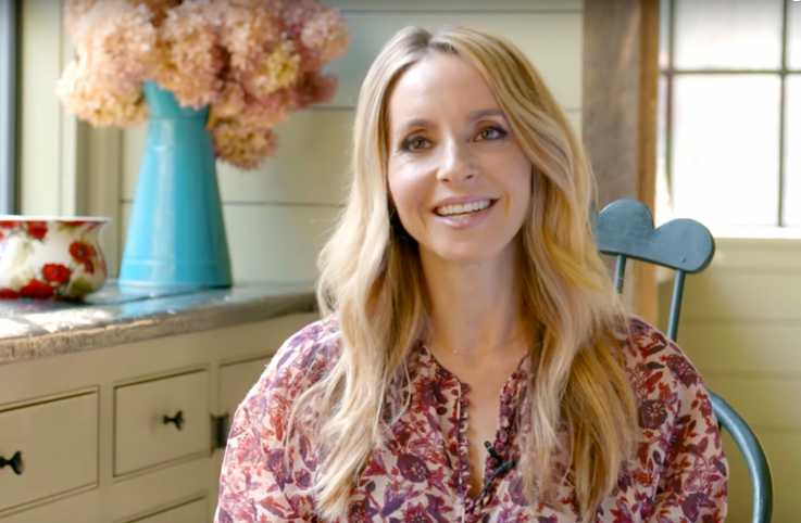 Best-selling author Gabrielle Bernstein